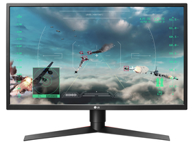 LG 27GK750F-B Gamer FHD LED Monitor