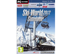 UIG Entertainment Ski-world Simulator 2012 PC játékszoftver (2802299)