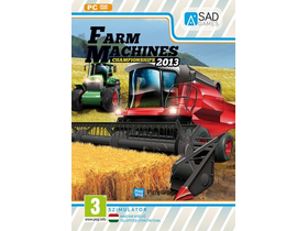 Farm Machines Championships 2013 игра за  PC