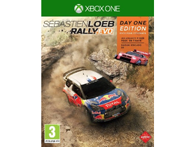 Sebastien Loeb Rally EVO Day 1 Xbox One herní software