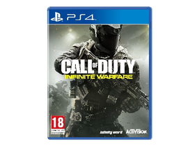 Call of Duty Infinite Warfare PS4 hrací softvér
