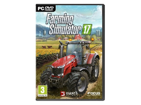 Farming Simulator 17 PC herní software