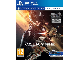 Playstation VR Eve Valkyrie PS4 hra