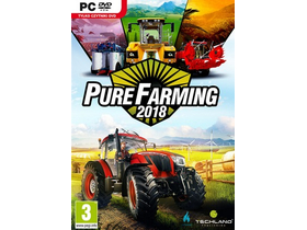 Joc Pure Farming 2018 PC