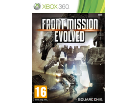 Front Mission Evolved Xbox 360 hra