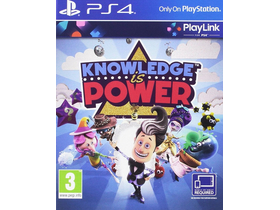 Knowledge is Power PS4 Spielsoftware
