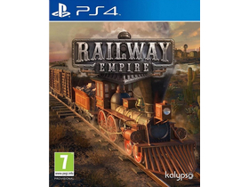 Railway Empire PS4 hra
