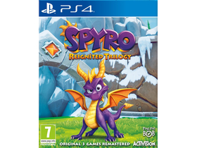 Spyro Reignited Trilogy PS4 hra