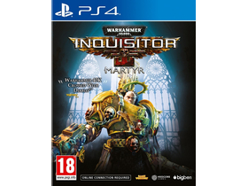 Joc Warhammer 40K Inquisitor Martyr PS4