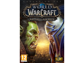 World of Warcraft Battle for Azeroth PC hra