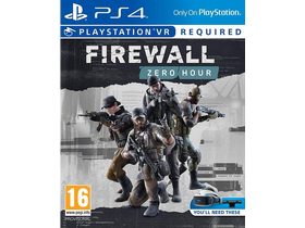 Firewall: Zero Hour VR PS4 igra