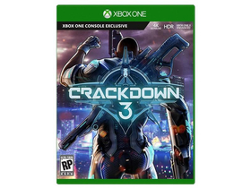 Crackdown 3 Xbox One hra