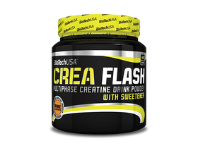 BioTech USA Crea Flash, 320 g, pomaranč