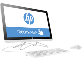 "HP AIO 22-b300nn, 21.5"" FHD AG IPS TOUCH Intel Core i3 7100U настолен компютър"