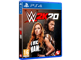 Software de Joc WWE 2K20 PS4