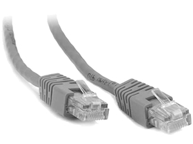 Wiretek Cat.6 UTP Patch kabel, 10m (sivi)