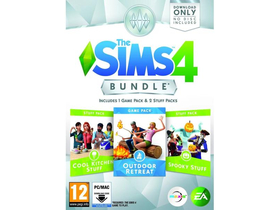 The Sims 4 Bundle Pack 2 (BP2) PC