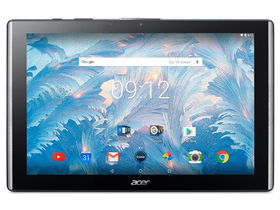 "Acer Iconia B3-A40-K7T9 10"" 16GB Wifi tablet, fekete"