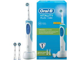 Oral-B D12.523 Vitality Plus električna četkica za zube, CrossAction