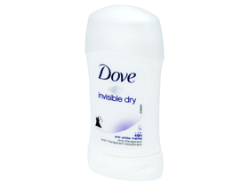 Deodorant Dove Invisible Dry (40ml)
