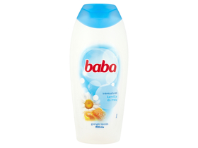 Gel dus Baba musetel si miere, 4x400 ml
