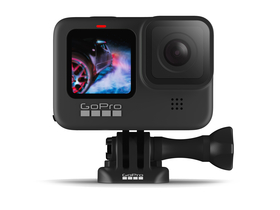 GoPro Hero9 Black Sportkamera mit Webcam-Funktion