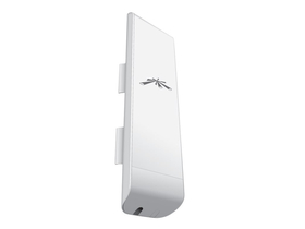 Ubiquiti NanoStation M5 5GHz HiPower 2x2 MIMO AirMax TDMA kültéri access point