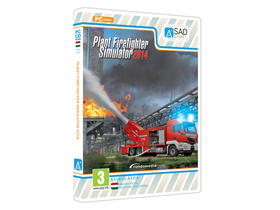 Plant Firefighter Simulator 2014 PC igra