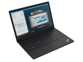 Lenovo ThinkPad E590 20NB0015HV FHD notebook, fekete +Windows 10 Pro