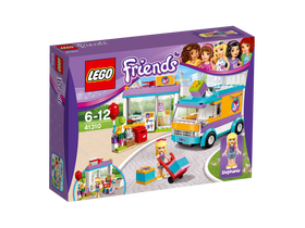 LEGO®  Friends Heartlake Gift Delivery 41310