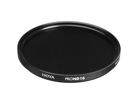 Hoya Pro ND16 filter, 58mm