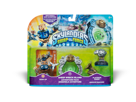 Skylanders Swap Force Adventure Wave2(Multi)