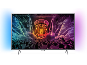 Телевизор UHD SMART Ambilight LED Philips 43PUS6201/12