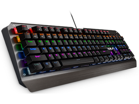 AULA ASSAULT Mechanikus RGB Metall Gaming Tastatur, HU