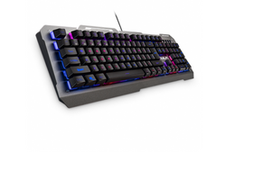 Tastatura metal AULA MOON SLASHER Gaming RGB (tastatura layout HU)