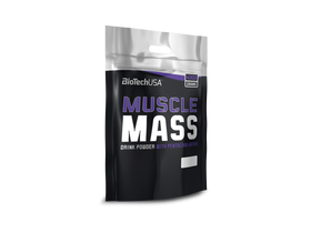 BioTech USA Muscle Mass 4500 g