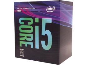 INTEL Core i5-8400 2,8GHz 9MB LGA1151 BOX