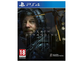 Death Stranding PS4 hra