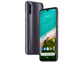 Telefon Xiaomi Mi A3 4GB/64GB Dual SIM, Kind of Grey (Android)