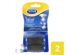 Rezerva Scholl Velvet Smooth Soft Touch extra dur (2db)