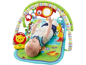 Fisher-Price 3 u 1 Prostirka za igranje