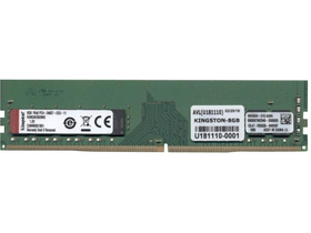 Kingston 8GB Brand modul 2400MHz DDR4 ECC CL17 Micron E memória RAM