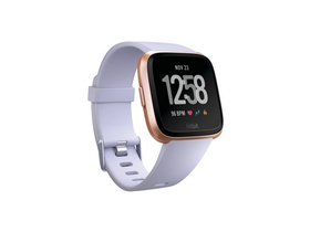 Fitbit Versa Sport смарт часовник  - Rose Gold / Periwinkle