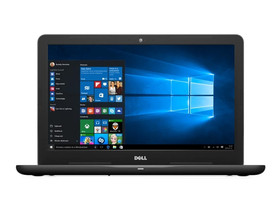 Dell Inspiron 5567_223605 notebook, szürke + Windows 10