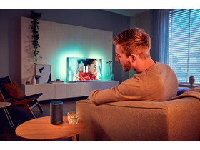 Philips 55PUS7304/12 UHD Ambilight Android SMART LED Televízió
