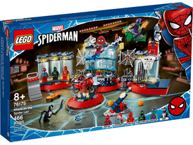 LEGO® Super Heroes 76175 Attack on the Spider Lair