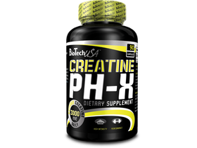 BioTech USA Creatine pH-X, 90 kapsúl