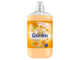 Coccolino omekšivač za rublje, Orange Rush, 4x1800 ml