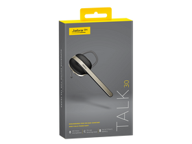 Jabra Talk 30 Bluetooth headset, črn