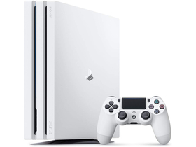 PlayStation® PS4 Pro 1TB, бял